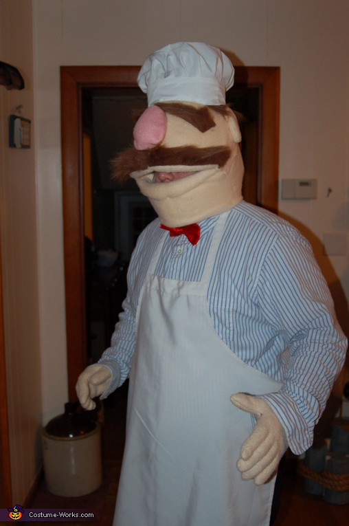 The Swedish Chef, Swedish Chef Costume