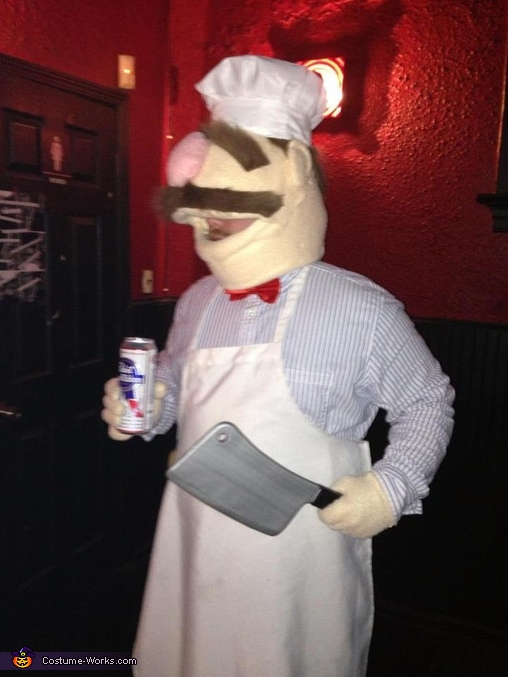Swedish Chef - Homemade costumes for adults
