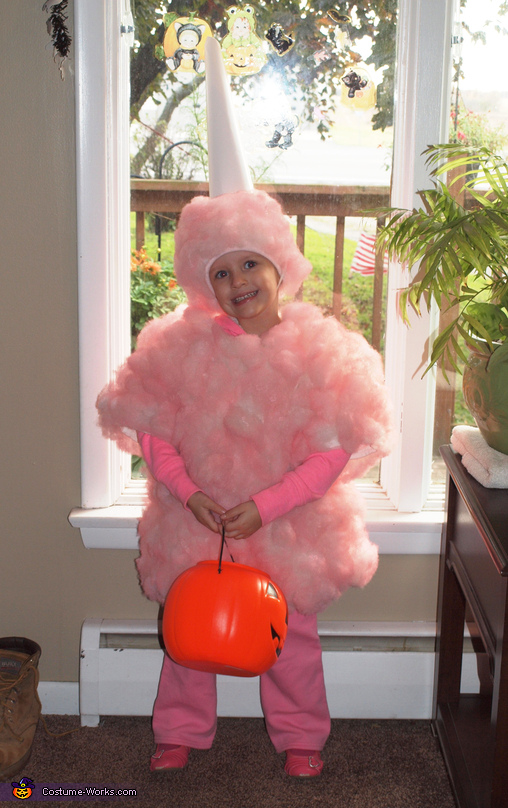 """Sweet"" Cotton Candy Costume"