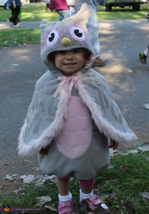 Sweet Lil' Owl Costume