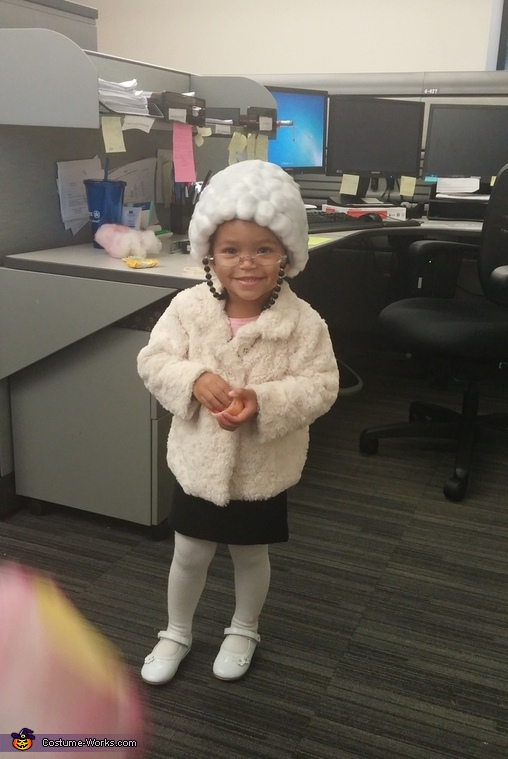 Sweet Little Old Lady Costume