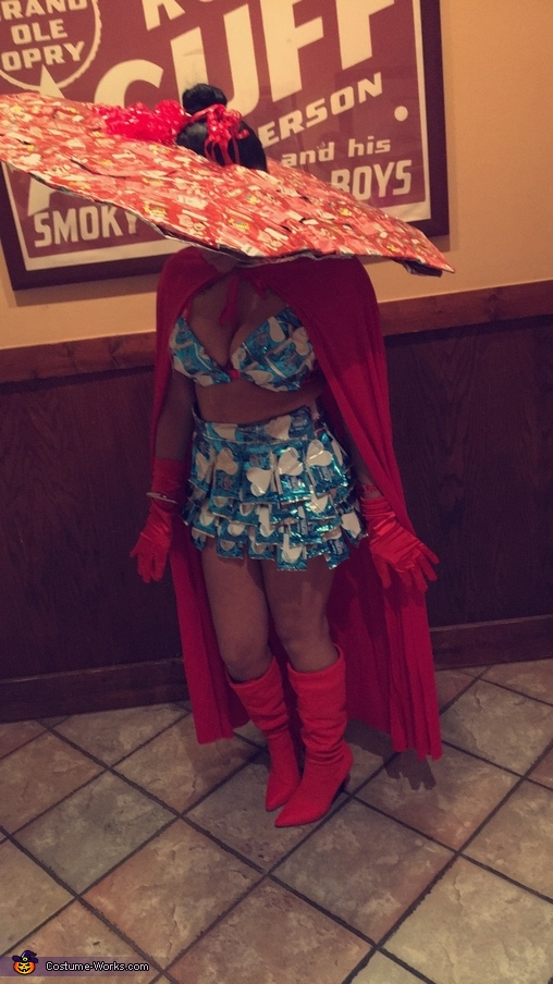 Sweet Tooth Costume