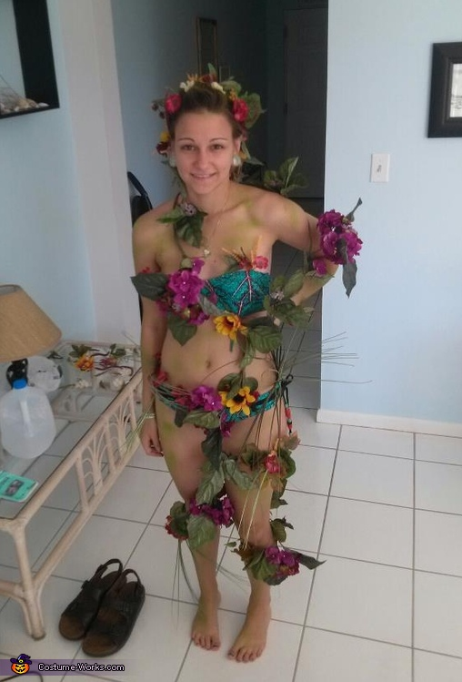 Sylvari Costume