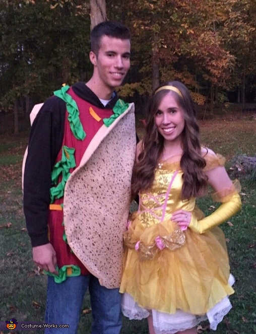 Taco Bell Couple Halloween Costume