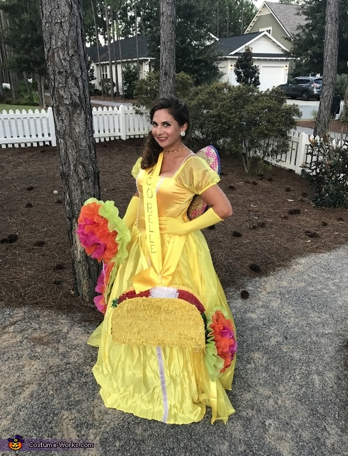 Taco Belle and Tequila Bartender Costume