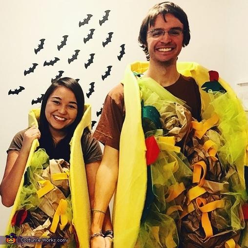 Taco Family Costume