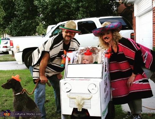 Taco Truck Costume