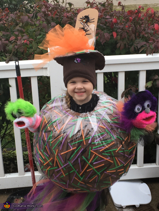 Taffy Apple Costume