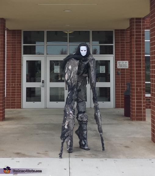 Tall Stalker Costume