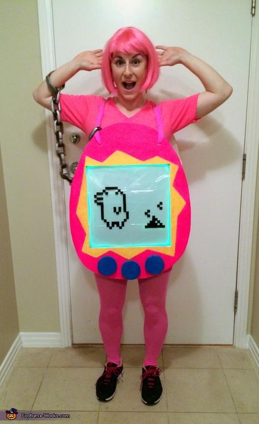 Tamagotchi Costume