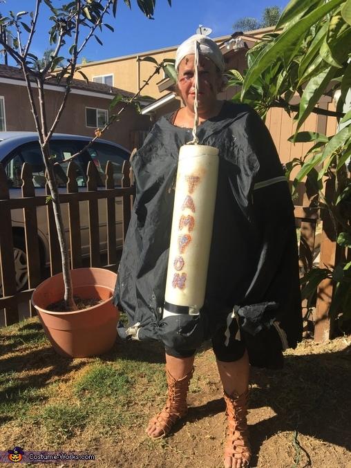 Tampon Costume