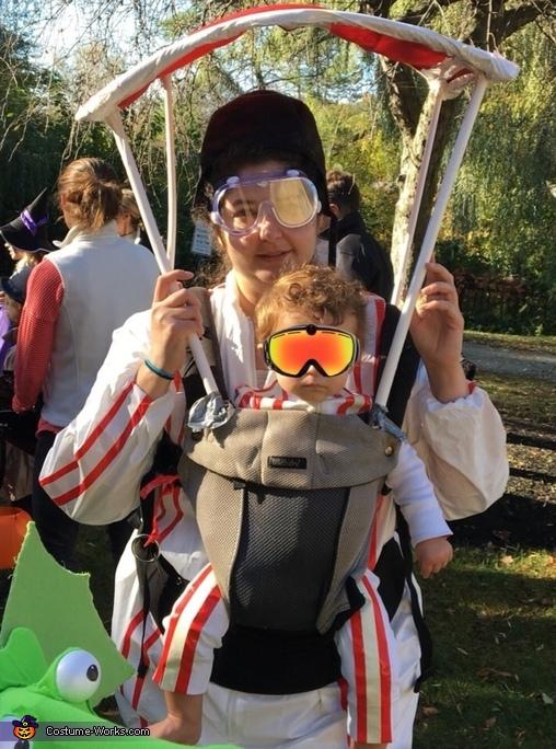 Tandem Skydivers Costume