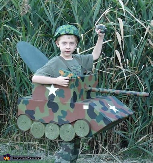 Tank Costume