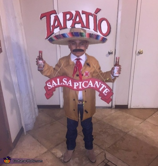 Tapatio Homemade Costume