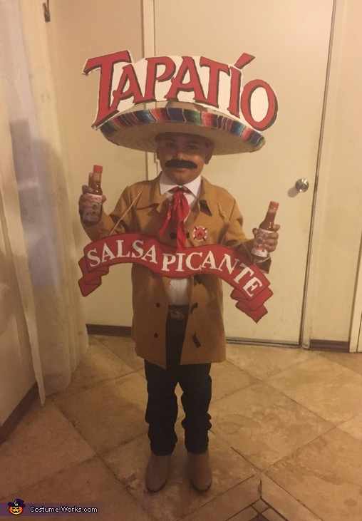 Tapatio Costume