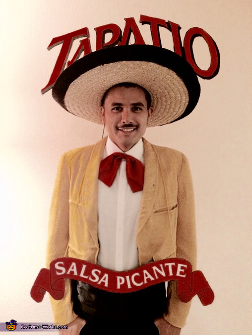 tapatio man costume