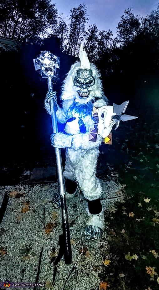 Tartarus from Halo 2 Costume