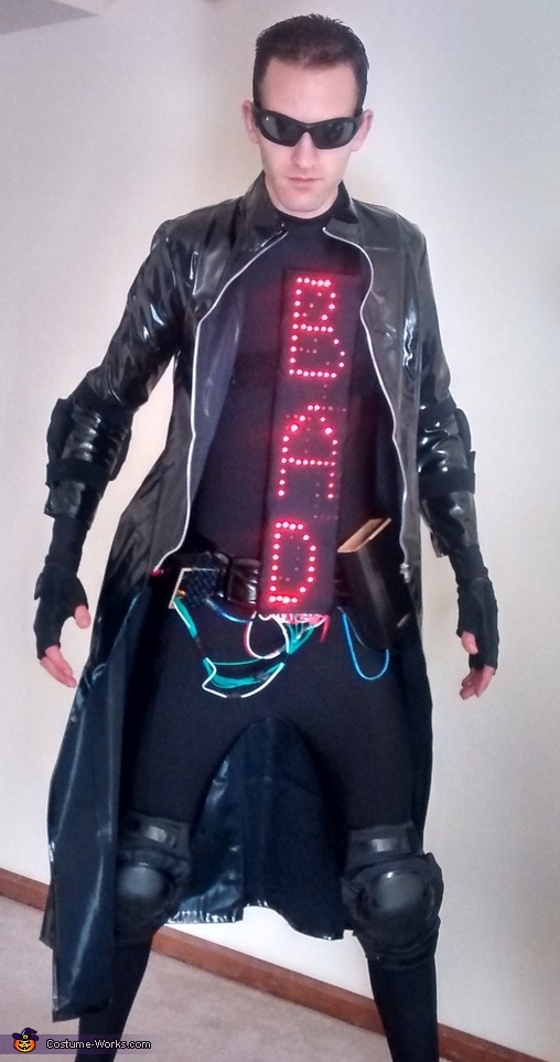 'BAD' still picture in case GIF doesn't work, Taylor Swift Bad Blood Inspired Character Costume