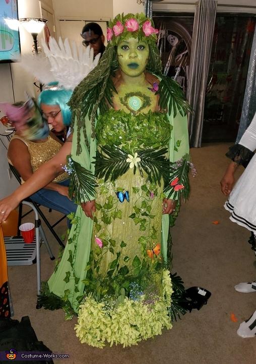 Te Fiti from Moana Costume