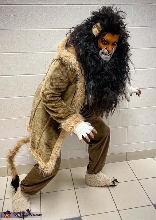Teacher Gone Wild Costume