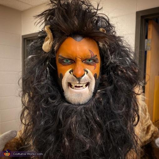Straight on, Teacher Gone Wild Costume