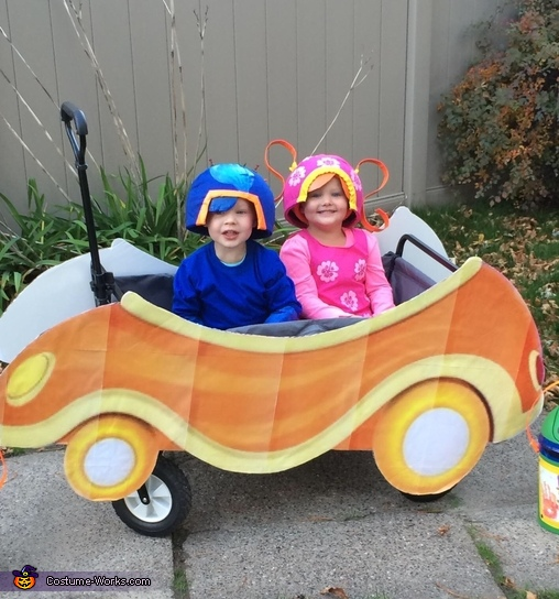 Team Umizoomi Costume