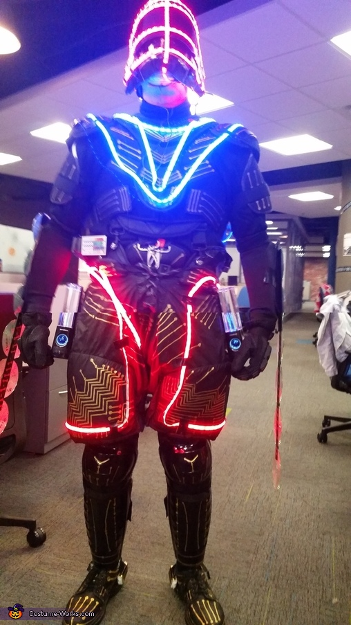 Technology Man Costume