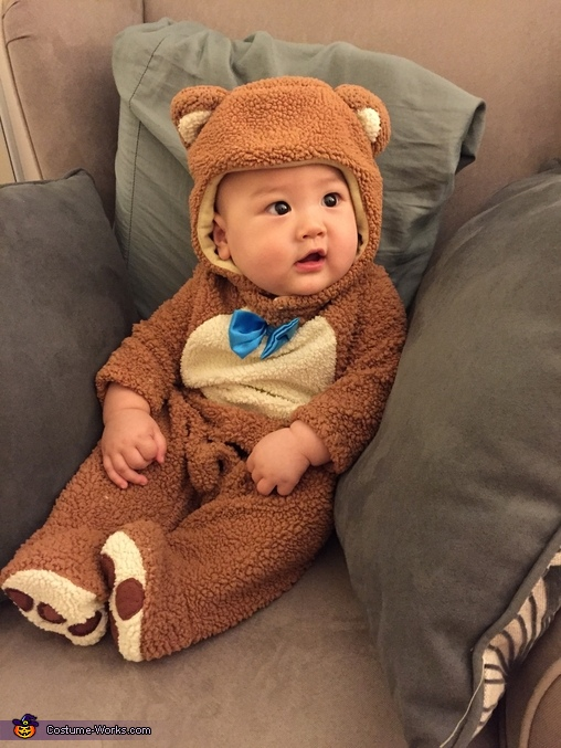 Our Teddy Bear, Teddy Bear Baby Costume