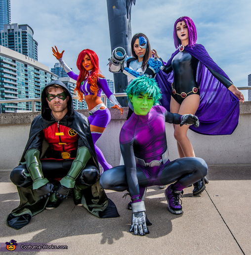Teen Titans Costume