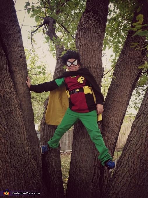 Teen Titans Go! Costume