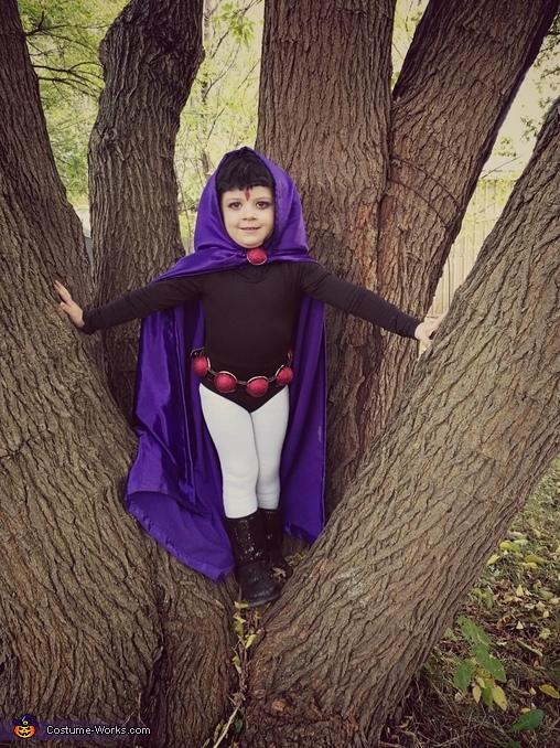 Raven (Chloe), Teen Titans Go! Costume