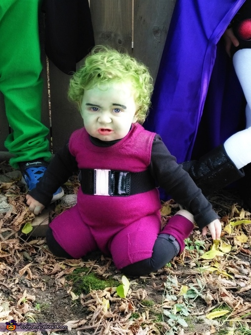 Beast Boy (Clint), Teen Titans Go! Costume