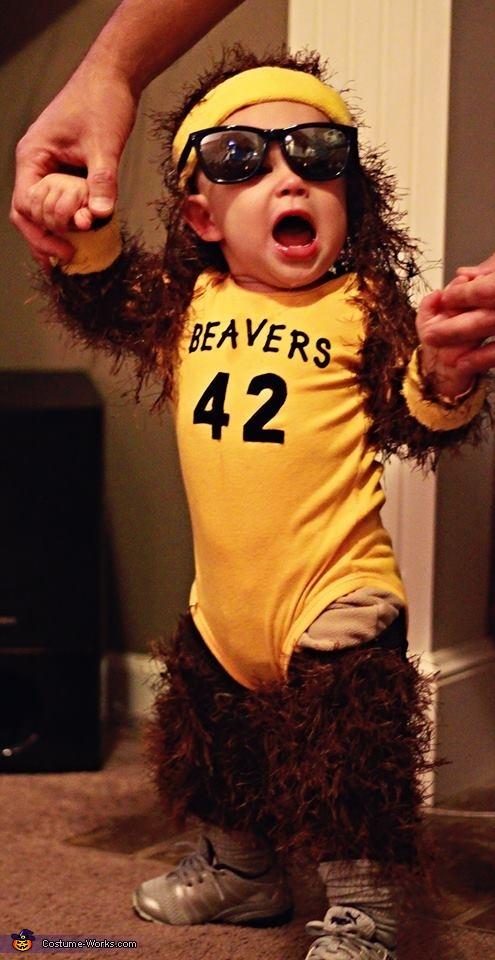 Teen Wolf Baby Costume