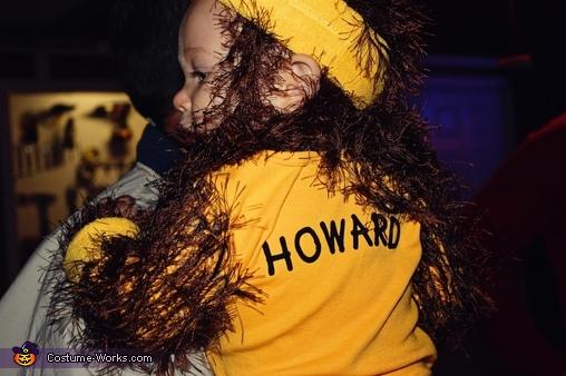 Teen Wolf, Teen Wolf Baby Costume