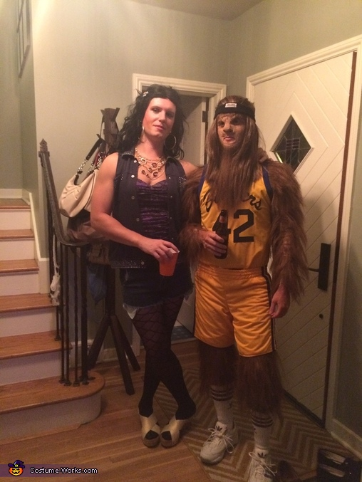 Teen Wolf Halloween Costume