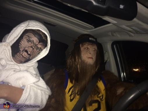 Teen Wolf Movie Costume