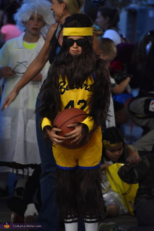 Teen Wolf 1985 Homemade Costume