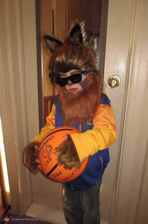 Teen Wolf Kids Halloween Costume