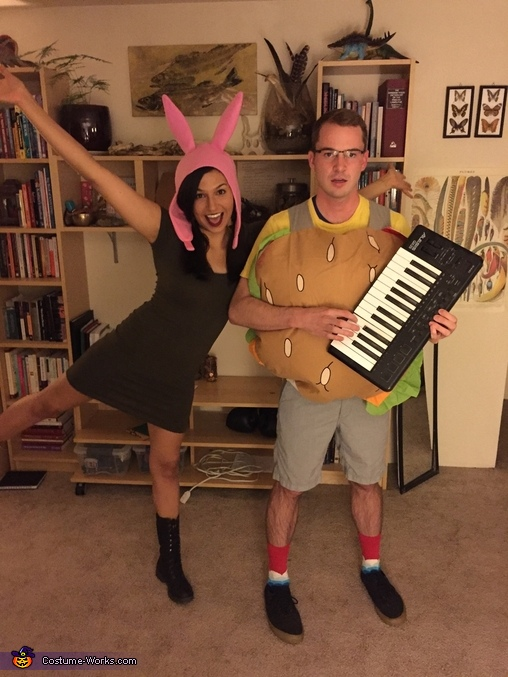Teenage Belchers Costume