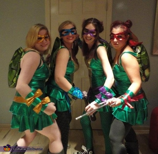 tmnt, Teenage Mutant Ninja Turtles Costume