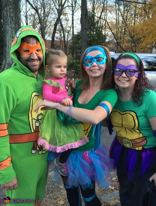 Teenage Ninja Turtles Costume