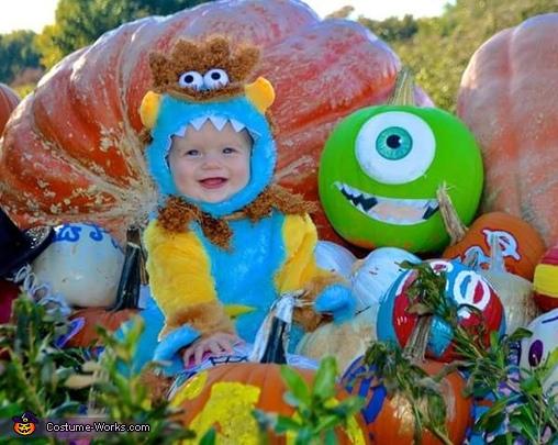 Teenie Meenie Monster Costume