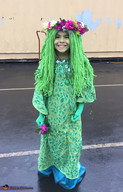 TeFiti from Moana Costume