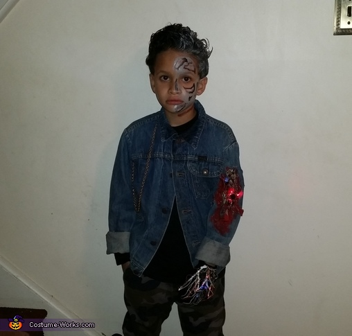Terminator Homemade Costume