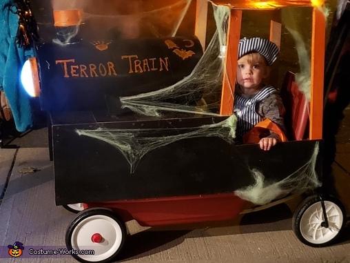 Terror Train Costume