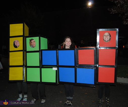 Finished Product (again), Tetris Costume