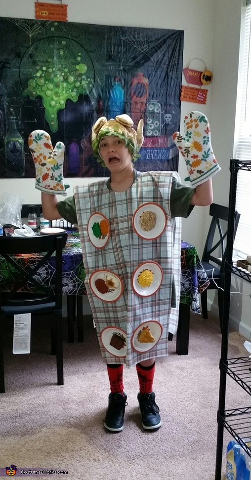 Thanksgiving Feast Costume