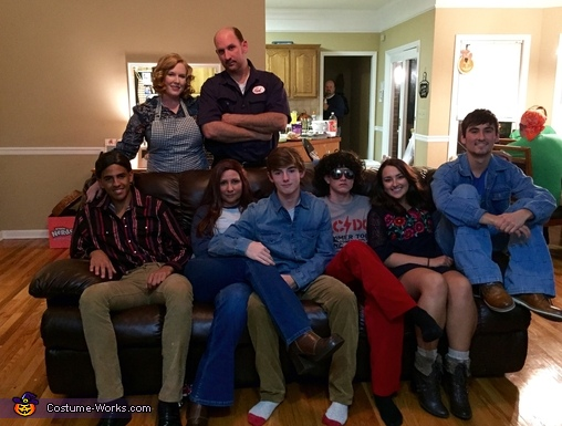 That 70s Show Homemade Costume