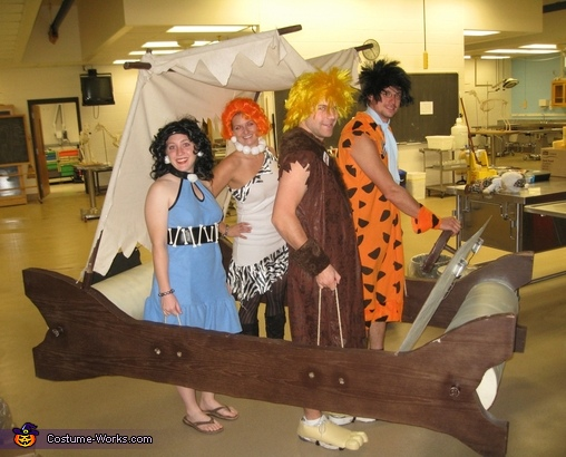 The Flintstone Family Costume