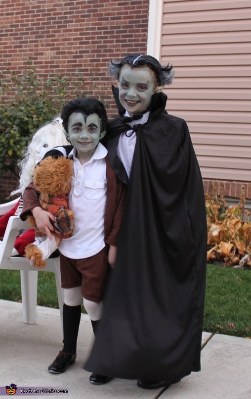 The Munsters Family Costume